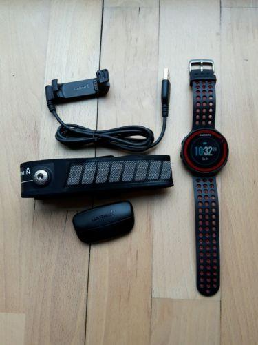 Garmin Forerunner 220 GPS-Uhr mit Brustgurt