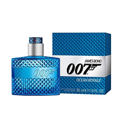 James Bond 007 Ocean Royale Eau de Toilette Natural Spray, 30 ml
