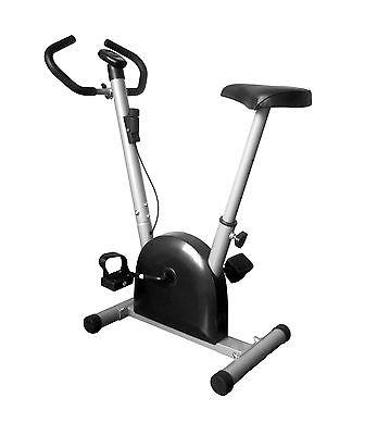 Fitness Fahrrad Hometrainer Heimtrainer Cardio Ergometer Ergo Bike Trimmrad Neu