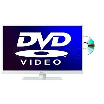 ORION LED-TV CLB32W880DS weiß, Triple Tuner, integrierter DVD-Player
