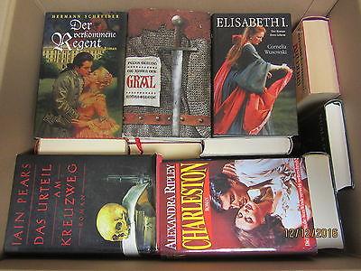 33 Bücher Romane historische Romane Top Titel Bestseller