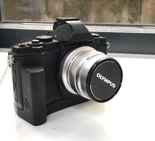 Olympus E-M5 OM-D Kit inkl. 12-50 mm Objektiv