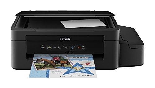 Epson EcoTank ET-2500 All-In-One nachfüllbares 3-in-1  Tintenstrahl Multifunktionsgerät (Kopierer, Scanner, Drucker, WiFi, USB 2.0, große Tintenbehälter, hohe Reichweite, niedrige Seitenkosten)