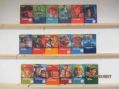 18 Bücher Kinderbücher Jugendbücher Geo lino Jugendbuchklassiker Jugendromane