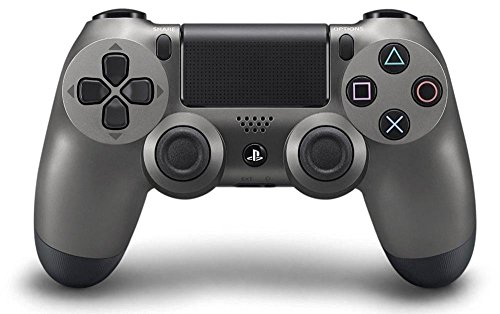 PlayStation 4 - DualShock 4 Wireless Controller, Steel Black