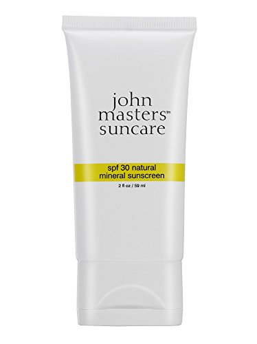 John Masters Organics spf 30 natural mineral sunscreen, Sonnencreme, 59 ml
