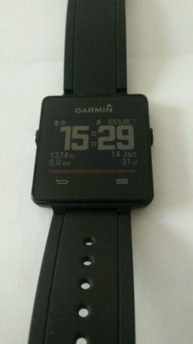 Sport-GPS-Smartwatch Garmin vivoactive neuwertig und originalverpackt