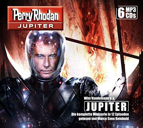 Perry Rhodan Jupiter - Die komplette Miniserie (6 MP3-CDs)