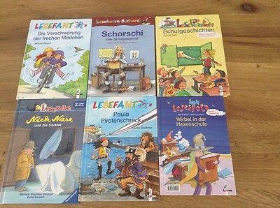 Bücherpaket für Kinder 6 versch. Bücher für Erstleser