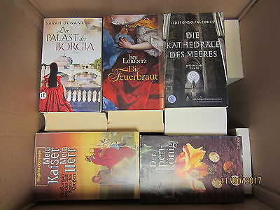 35 Bücher Romane historische Romane Softcover Top Titel Bestseller