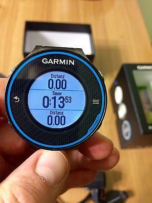 Garmin Forerunner 620 GPS-Laufuhr, Sportuhr, Sportcomputer