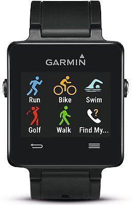 Garmin Vivoactive Smartwatch/Sportuhr/Aktivitätstracker - super Zustand