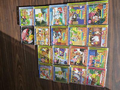 CD Sammlung Bibi Blocksberg,  Bibi und Tina, 18 CDs