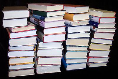 Bücher in exzellentem Zustand - 40 Stück  gebunden