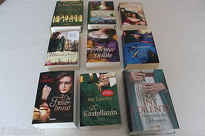 Bücher Sammlung 9 x  historische Romane