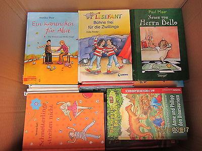 72 Bücher Kinderromane Kinderbücher erstes Lesen junge Leser Top Titel