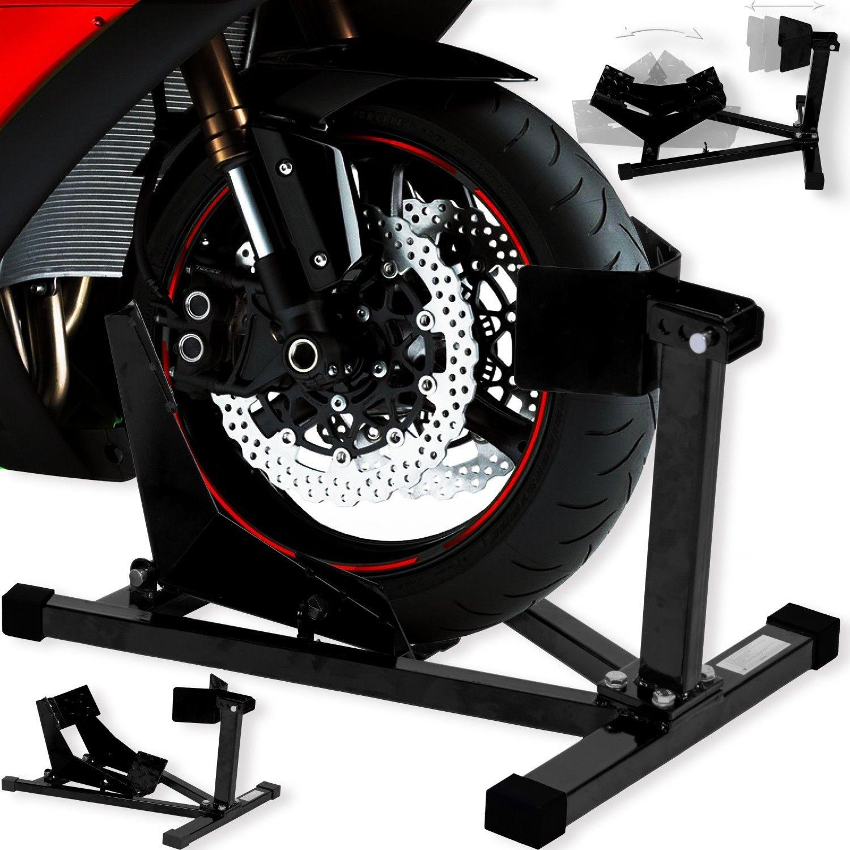 Masko® Motorradständer Montageständer Motorrad Motorradwippe Transportständer GT