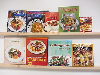 39 Bücher Kochbücher nationale und internationale Küche
