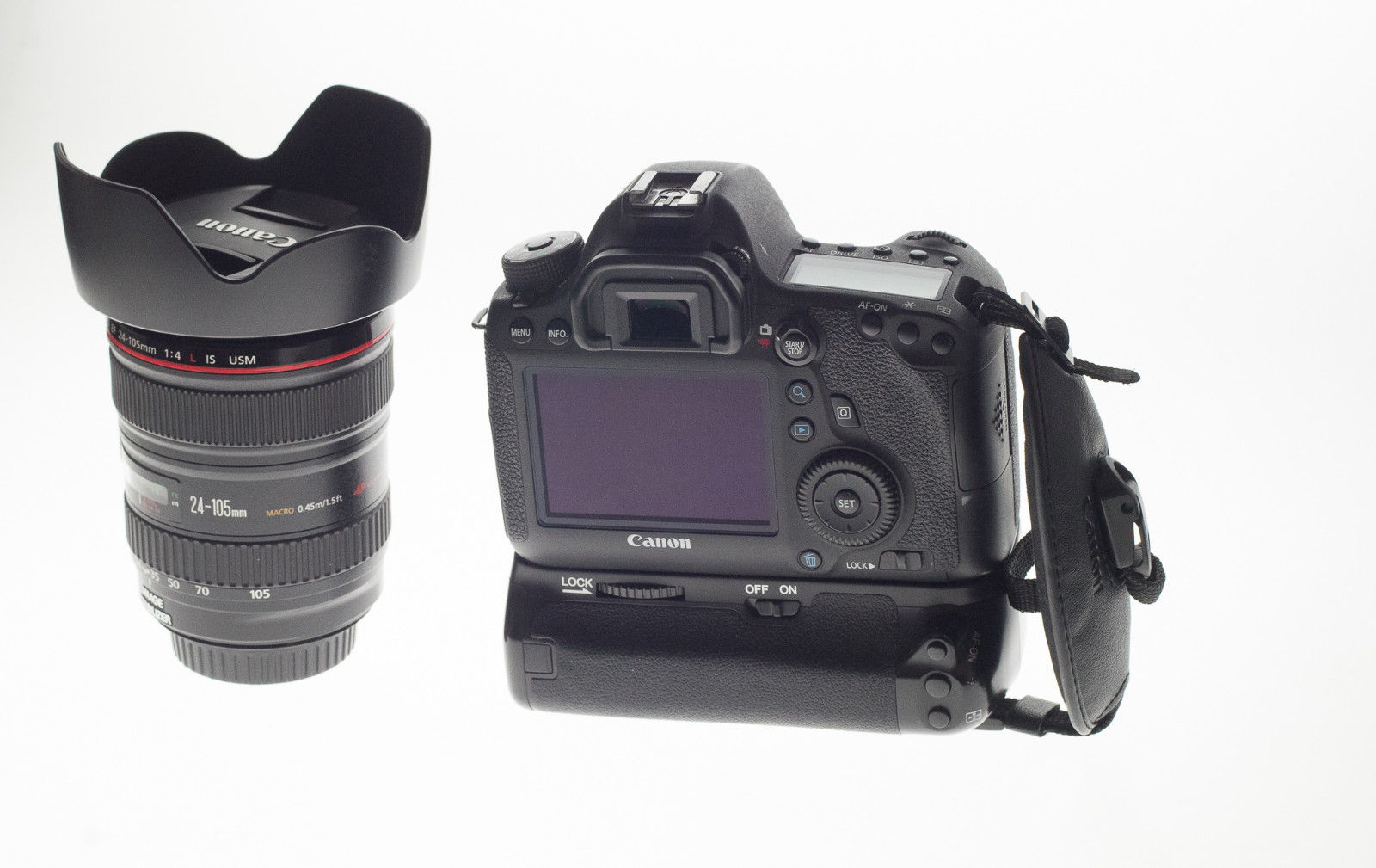 Canon EOS 6D Kit inkl. EF 24-105mm 1:4 L IS USM