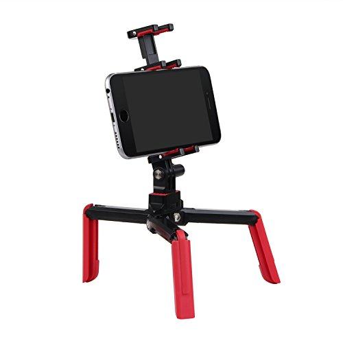 Handy Stativ BC Master mini dreibeine Stativ/ flexibel iphone stativ für die meisten Handy, kamera, ipad.