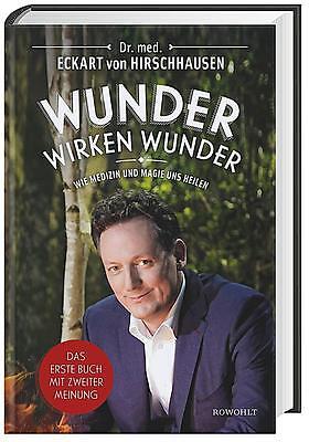 Wunder wirken Wunder, Eckart von Hirschhausen, neu & ovp ***