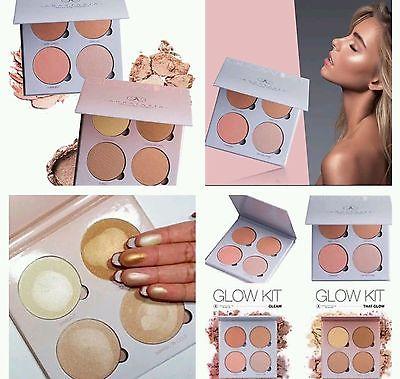 Anastasia Beverly Hills Glow Kit, Gleam & That Glow Highlighter Contour Palette