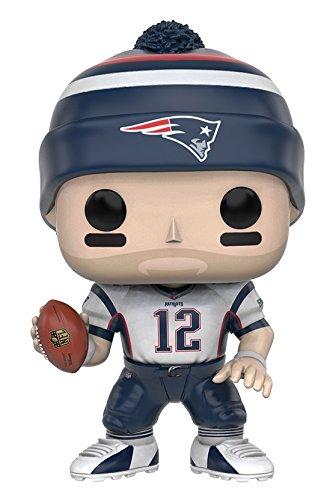 NFL Wave 3 New England Patriots Tom Brady Pop! Football Vinyl Figur