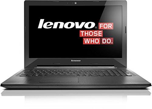 Lenovo G50-80 39,6 cm (15,6 Zoll FHD TN) Notebook (Intel Core i3-4005U, 1,7GHz, 8GB RAM, 500 GB HDD, AMD Radeon R5 M230, Win8.1) schwarz