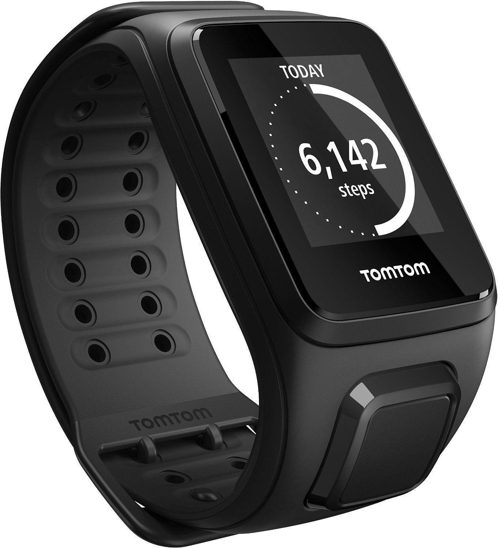 Tomtom Spark Cardio + Music Fitness L Fitness Armband Activiy Tracker *NEU&OVP*