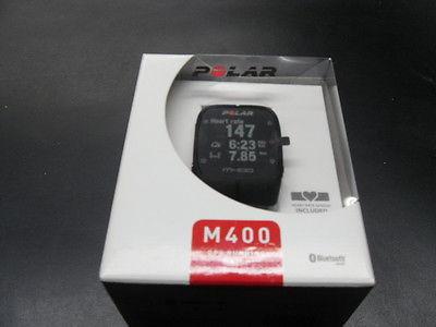 Polar M400 mit Brustgurt