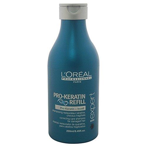LOreal Serie Expert Pro Keratin Refill Shampoo 250ml