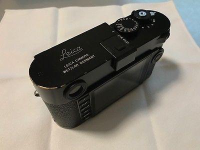 Leica M M-P ( Typ 240) - schwarz