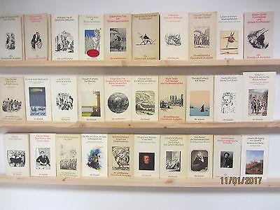68 Bücher Taschenbücher dtv Verlag dtv Klassiker Klassiker der Weltliteratur