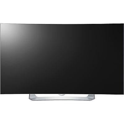 LG 55EG910V OLED TV OLED TV (Curved, 55 Zoll, Full-HD, 3D, SMART TV, webOS 2.0)