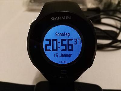 Garmin Forerunner 610 - Sportuhr inkl. Herzfrequenzmesser
