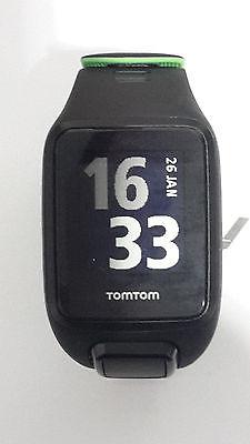 TomTom RUNNER 3 Cardio + Music GPS Tracker Herzfrequenz Uhr