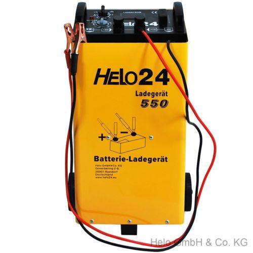 Batterieladegerät Starthilfe PKW Werkstatt - Ladegerät CD-550 KFZ Auto Booster