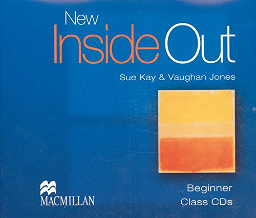 New Inside Out: Beginner / 3 Audio-CDs