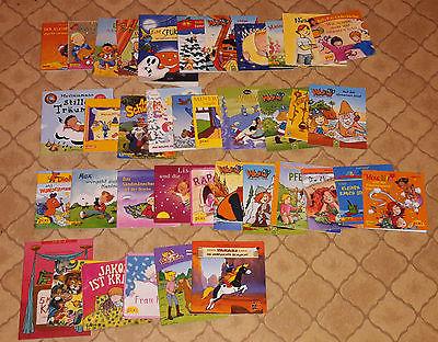 90 Kinder  Bücher   Bücherpaket  Kinderbücher Kinderhefte Paket 2