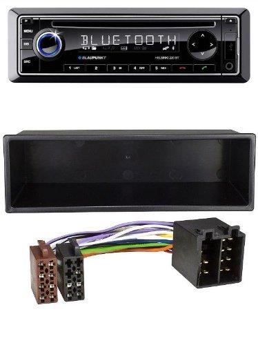 Blaupunkt Helsinki 220 BT CD MP3 USB Bluetooth AUX Autoradio für Mercedes A-Klasse M-Klasse Vaneo VW Passat Golf Bora