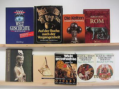 19 Bücher Kunst Kultur Geschichte Weltgeschichte  Kulturgeschichte