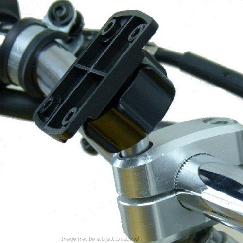 BuyBits Motorrad M8 Lenkstange Obere Klemme Halterung für Garmin Zumo 595LM 395LM 345LM