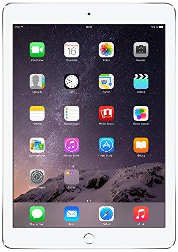 Apple iPad Air 2 24,6 cm (9,7 Zoll) Tablet-PC (WiFi, 128GB Speicher) silber