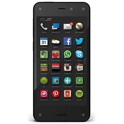 AMAZON FIRE PHONE 32GB SMARTPHONE HANDY OHNE VERTRAG LTE 4G 13MP KAMERA WiFi
