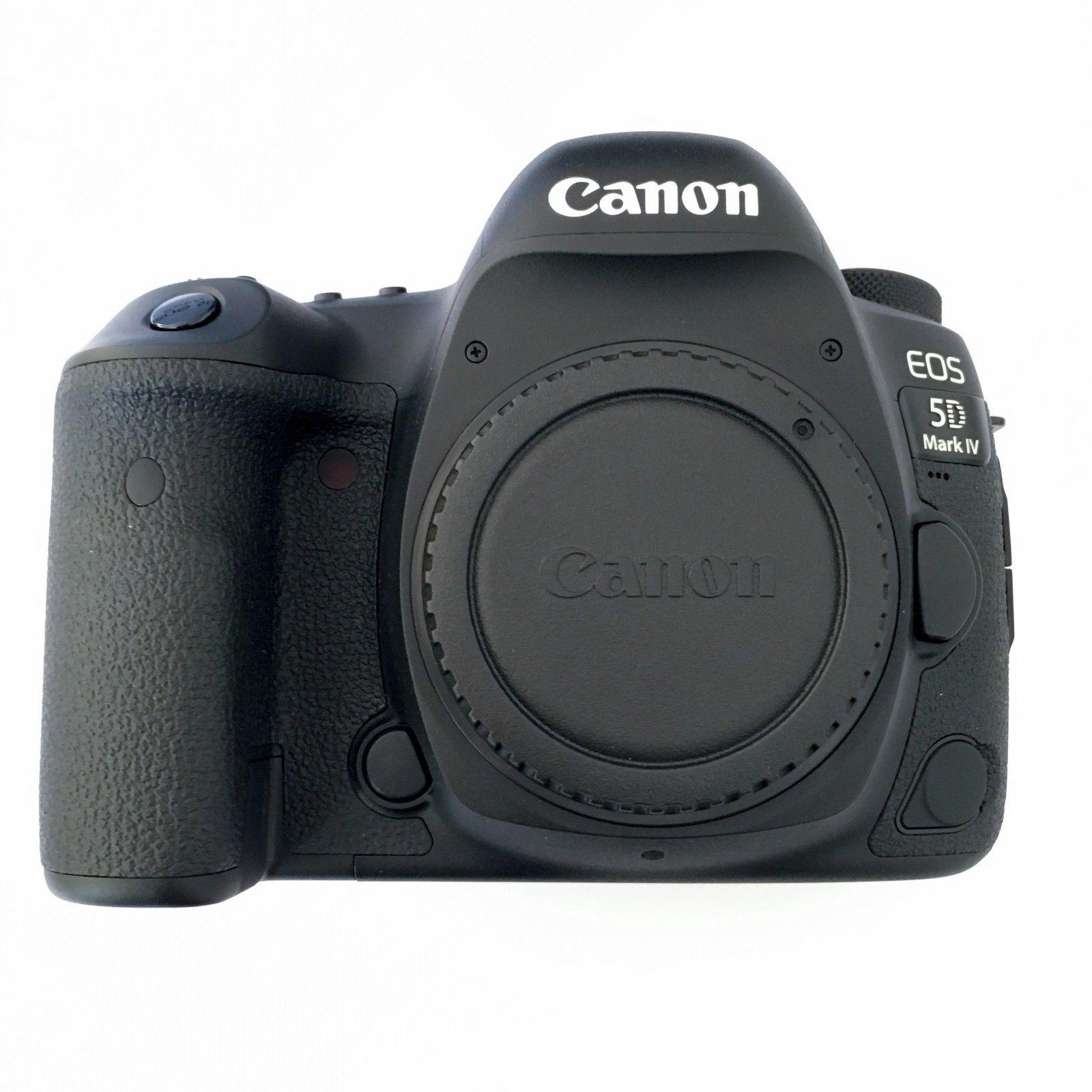 Canon 5D Mark IV 4 Gehäuse Body Digital SLR Kamera DSLR - wie neu / like new!