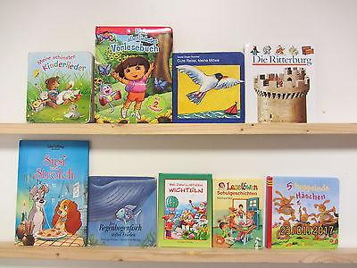 98 Bücher Kinderbücher Kleinkinderbücher Kindergartenbücher Bilderbücher