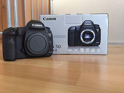Canon EOS 5D Mark III Gehäuse / Body -guter Zustand