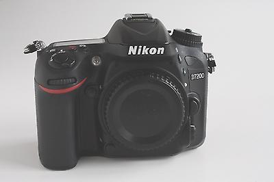 Nikon D7200 - DSLR - neuwertig unter 6.000 Auslösungen