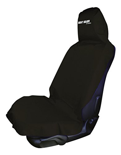 SEAT SAVER - Wasserfester Abnehmbarer Universaler Auto Sitzbezug - Einfaches Anbringen und Abnehmen