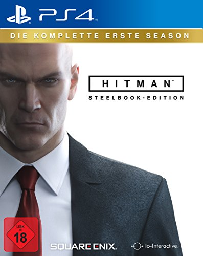 Hitman -  Steelbook Edition [PlayStation 4]